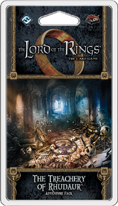 Lord of the Rings : The Card Game - The Treachery of Rhudaur
